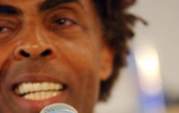 Gilberto Gil  an Ambassador of note, on first North American tour since 1999