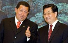 Chávez-China Oil Deal May Produce Unsuspected Winners