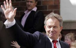 """I have always done what I thought was right"" said PM Mr. Blair during his farewell speach"