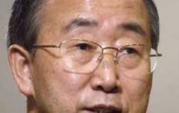 UN Secretary-General  Mr. Ban Ki-moon