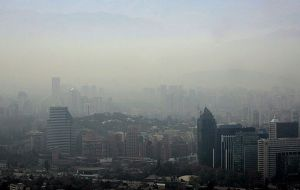 Santiago City under environmental alert