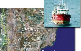 Great expectations are riding on this first experience in which a shrimp vessel based in Chubut participates