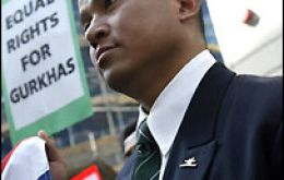 Many Gurkhas think UK citizenship is the least they deserve