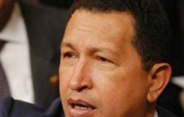Chavez's government has pledged more than $8.8 billion in aid, financing and energy
