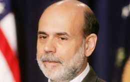 "Fed is ready ""to act as needed"" said Bernanke"