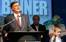 Binner becomes the first socialist governor in Argentina