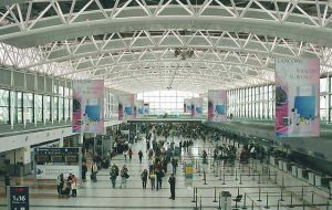 Ezeiza International Airport