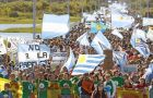 "Uruguay said ""no more"" to Argentines activists"