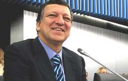 EC President José Durao Barroso hopes the proposed measures be approved this quarter