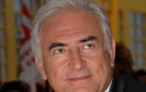 Strauss-Kahn wants  everybody to be happy