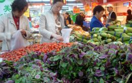 China's Consumer Price Index, a barometer of inflation reaches 6.5%