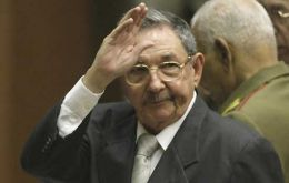 Raul Castro is looking after the shop while Fidel recovers