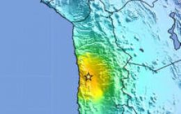 A 6.3 magnitude earthquake hit northern Chile on Monday,