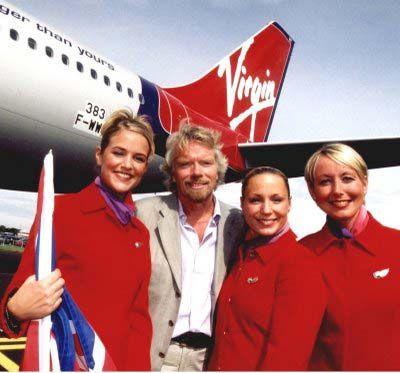 Britain's Virgin Atlantic in first biofuel flight — MercoPress