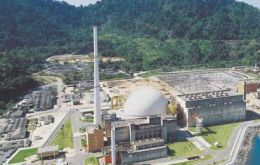 Nuclear Plant in Angra dos Reis