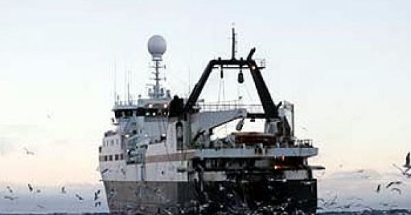 Norway developing eco-friendly trawl technology — MercoPress