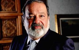 Carlos Slim confident in Latam