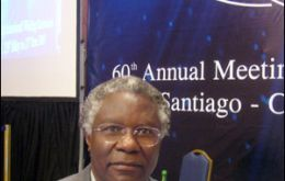 IWC Mr. Calestous Juma ,Harvard University