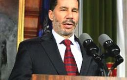 NY Lieutenant Governor David Paterson