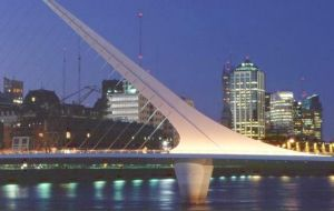 Puerto Madero - Bs. Aires