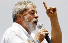 Brazilians overwhelmingly backing Lula