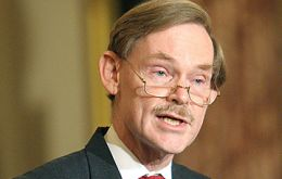 Zoellick: the former Bush official preaches multilateralism