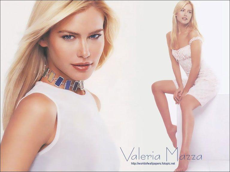 Valeria Mazza couple