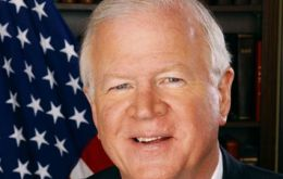 Republican Saxby Chambliss