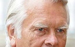 Ex Foreign Secretary David Owen who tried to hide the occupation of Thule
