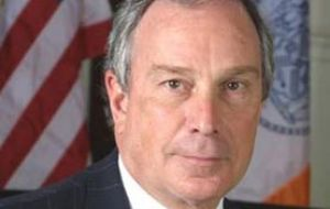 NY City Mayor Michael R. Bloomberg