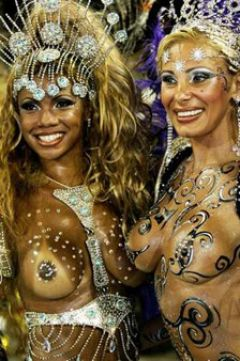 Brazil Carnival Kicks Off Pte Lula To Attend Parades In Rio