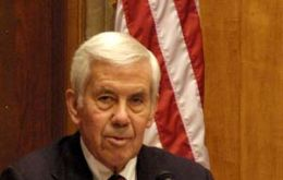 "Senator Lugar: ""After 47 years, the unilateral embargo on Cuba has failed"""