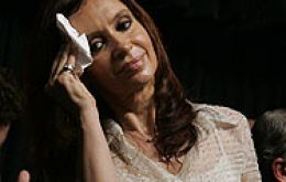 CFK too weak to wait for October