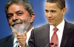 Pte. Lula and Pte .Obama will meet on Saturday