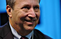 Larry Summers,  director of the White House's National Economic Council