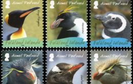 Argentina objects to stamps issued by South Atlantic Islands