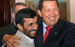 A close ally, Chavez is one of the few leaders who have openly supported Teheran.