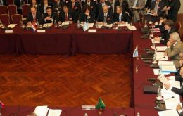 Full agendas in Argentina, Brazil and Uruguay push aside Mercosur