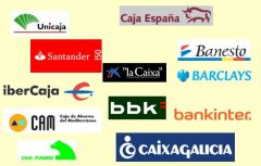Banks in Spain survived the US sub-prime crisis but were hit by the real estate and home building bubble.