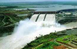 Itaipu is becoming an increasingly irritating dispute for Paraguay and Brazil