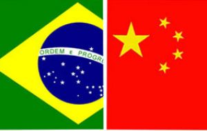 China has become Brazil's main trade partner displacing the US