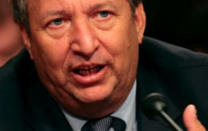 Economic advisor Lawrence Summers says job creation will peak at the end of 2010