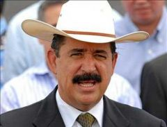 Zelaya is the only legitimate president of Honduras for Mercosur