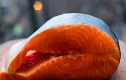 The ravaged salmon industry cut three percentage points from industrial output.