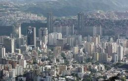 Only Venezuela's capital Caracas figures among the 12 most expensive.