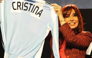 Cristina: football is a brilliant business that needs no subsidies