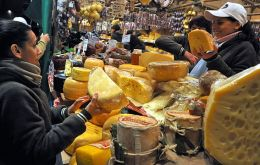 This is the second outbreak in Chile since 2008; last year's disease was tracked to contaminated cheese