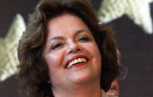 Dilma Rousseff does not have the aura of her mentor