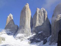 Torres del Paine is one of Chile's most precious national parks.
