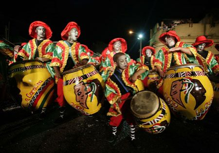 Uruguay's Afro-cultural tradition becomes world heritage